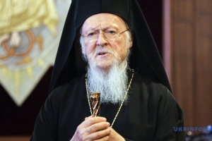 Patriarch Bartholomew congratulates newly elected President of Ukraine
