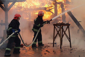 Over 1,600 people died in fires in Ukraine since start of year