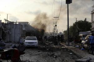 В Сомали как минимум 8 военнослужащих погибли в результате нападения террористов