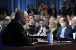 Putin impone una nueva condición sobre Donbás