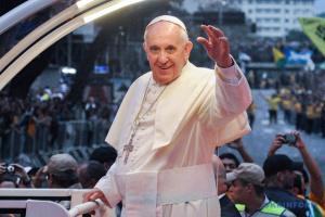 Папа Римський виступає за закон про цивільний союз для ЛГБТ-пар