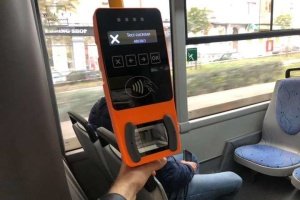 В Херсоне планируют ввести е-билеты в общественном транспорте через несколько месяцев