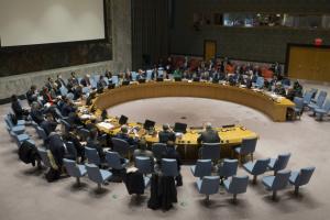 Радбез ООН обговорив події в Сирії