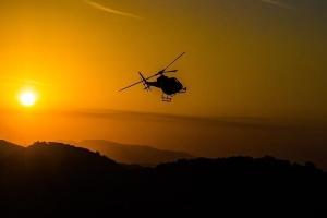 У США розбився вертоліт, є загиблі