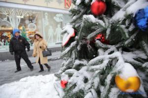 """Київ """"відкриває сезон"""" новорічно-різдвяних розваг"""