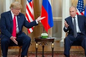 """Путін нав'язував Трампу думку про """"корумповану Україну"""" - WP"""