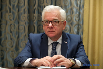 Ukraine among priorities of Poland's one-month presidency of UN Security Council