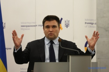 Klimkin calls on OSCE to send observers to Ukraine's presidential election
