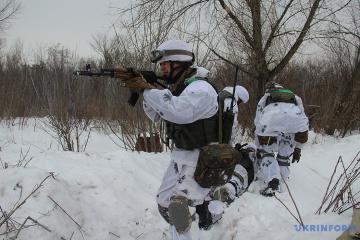 Un militar ucraniano ha muerto en el Donbás