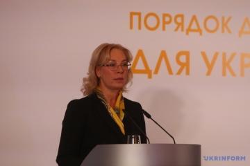 Denisova meets with ENNHRI Secretary General