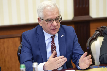 Minister Czaputowicz: EU should continue to support Ukraine in face of Russian pressure