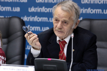 Mustafa Dzhemilev: Ukraine may return Crimea pursuant to Budapest Memorandum