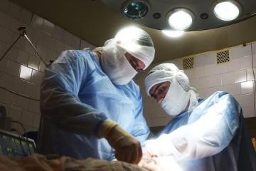 Dnipro: Ärzte kämpften die ganze Nacht um Leben von verletzten Soldaten