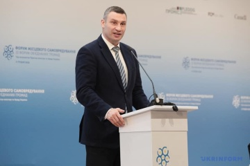 Klitschko to run for Kyiv mayor again