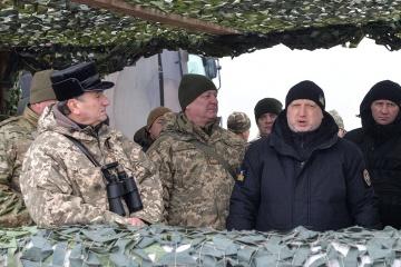Ucrania prueba nuevo misil de crucero  (Fotos)