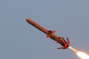 Ukraine test-fires new cruise missile