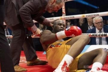 Kanadischer Boxer Adonis Stevenson operiert