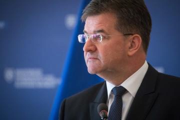 Le président de l'OSCE: Les conditions pour la tenue d'élections dans le Donbass ne sont pas encore réunies