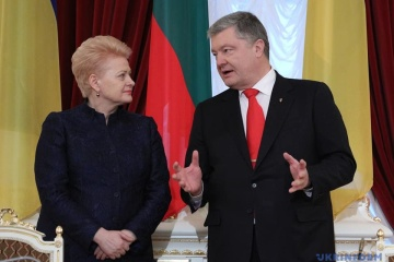 Ukraine, Lithuania expand cooperation in defense sector