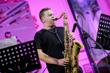 Un festival du jazz international se déroule à Ternopil