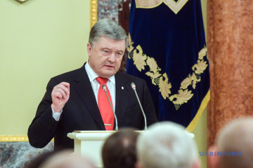 波罗申科:如果俄罗斯不实施公开侵犯,则不会限制公民权利