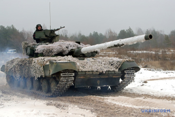 OFC: El enemigo realiza 22 ataques contra las posiciones ucranianas