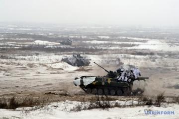 Donbass : 7 attaques ciblées, pas de pertes parmi les troupes ukrainiennes