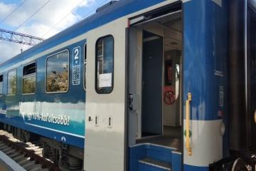 Lanzan el tren Mukachevo-Budapest el 9 de diciembre
