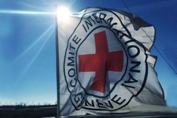 Red Cross sends over 70 tonnes of humanitarian aid to occupied Donbas