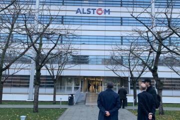 Alstom s'intéresse à la fabrication de locomotives électriques modernes en Ukraine
