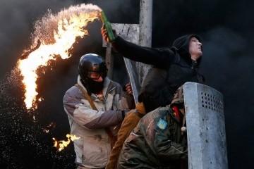 Photographers of Euromaidan Tell Their Stories