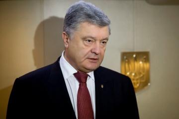 Presidente: 'Paquete de sanciones de Azov' es el siguiente paso para contrarrestar las acciones del Kremlin