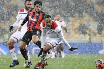 El Shakhtar empata ante el Lyon y recala en la Europa League (Foto)