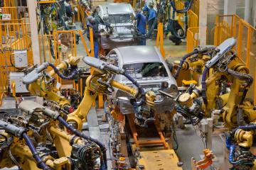 Automobilhersteller ZAZ baut Fahrzeuge für Groupe Renault