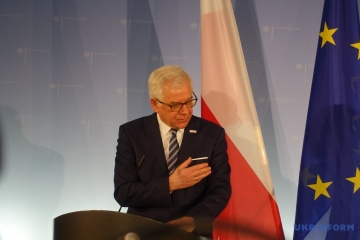 Le ministre polonais des Affaires étrangères propose de nommer un envoyé de l'ONU chargé de l'Ukraine