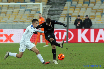 El Dynamo pierde 0-1 ante el Jablonec en la UEFA Europa League (Fotos)