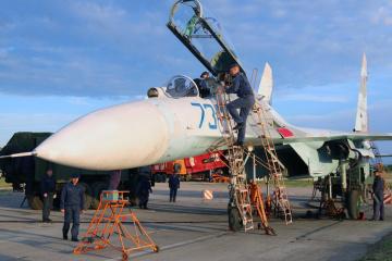 ロイター:露はクリミアに戦闘機を10機以上追加配備