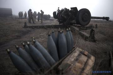 Donbás: Ocupantes violaron el alto el fuego en tres ocasiones