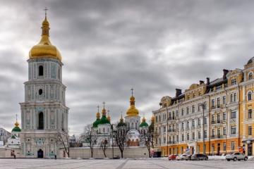 Kyiv ha entrado en el Top 7 de las ciudades donde más nieva en Europa