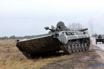 Donbass: Krymske und Nowotoschkiwske unter Mörserbeschuss