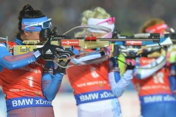 Кубок світу з біатлону: сьогодні в Нове Мєсто - жіноча спринтерська гонка