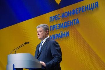 Le président a exposé les priorités de l'Ukraine pour les cinq prochaines années