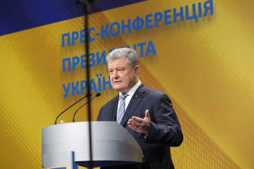 Russia does not want to talk about release of political prisoners and hostages – Poroshenko