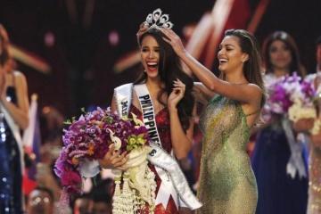 Титул «Міс Всесвіт-2018» отримала представниця Філіппін
