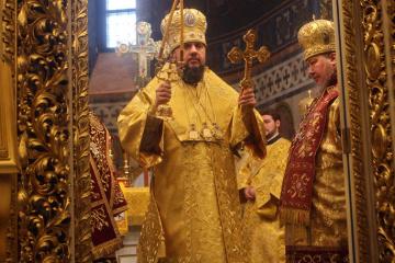 Epifaniy: La Iglesia Ortodoxa de Ucrania cuenta con 7 mil parroquias