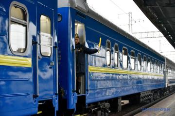 JSC Ukrzaliznytsia increased passenger traffic in 2018