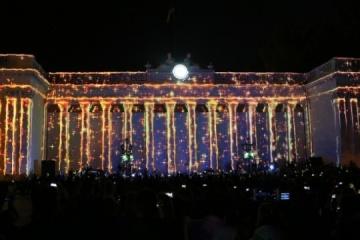 敖德萨欲成为乌克兰最耀眼的圣诞城市