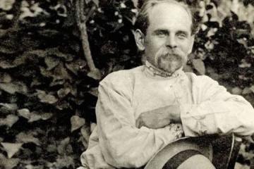历史上的今天:著名的《谢德丽克》作者列奥恩托维奇诞辰141周年
