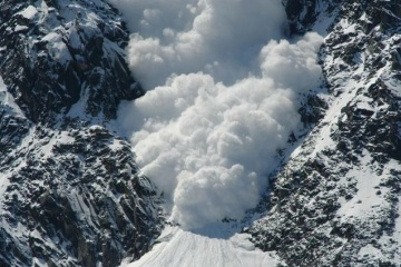 Avalanche danger remains 'considerable' in Ukrainian Carpathians