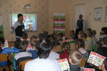 На Луганщині понад 2 тисячі школярів пройшли навчання з мінної небезпеки